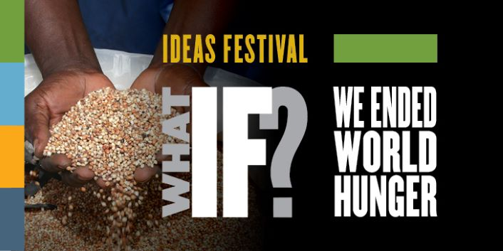 What IF we could end global hunger?